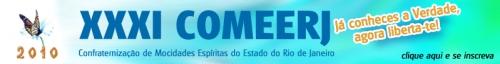 banner XXXI COMEERJ